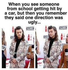 So me call them ugly and you'll be ugly in less than 5 secs