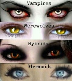I'd love to be a mermaid. Or a vampire, except I don't know if I could deal with living forever. Maybe a vampire mermaid hybrid? Nah, I'll just stick with the mermaid. Maquillage Halloween, Halloween Makeup, Halloween Contacts, Scary Halloween, Halloween Ideas, Gothic Halloween, Halloween Costumes, Fantasy Creatures, Monsters