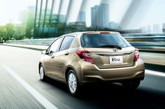 New Review 2015 Toyota Yaris Release Rear View Model
