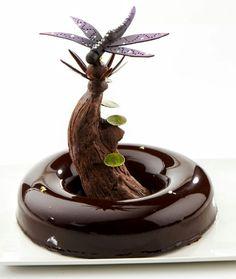 Cocoa Glaze