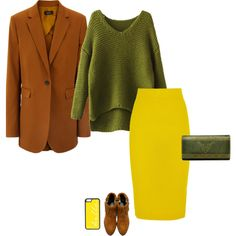 Warm spring's olive green is bright with a touch of yellow giving the color warmth. A warm spring looks amazing warm color schemes. All three colors come straight from the warm spring color palette. The green and yellow are next to each other on the color wheel creating an analogous color sche