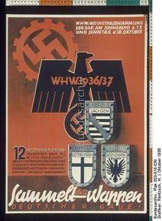 Winterhilfswerk - WHW propaganda poster