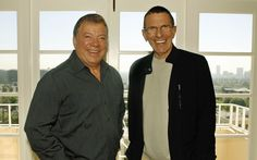 William Shatner Flies to L.A. in Time for Leonard Nimoy's Funeral