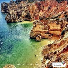 Union Portugal Feature ★ Picture by - @dannymarques341 Location: Praia do Camilo, Lagos, Algarve, Portugal