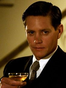Nathan Page as Detective Jack Robinson in Miss Fisher's Murder Mysteries