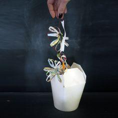 guirlande les fleurs