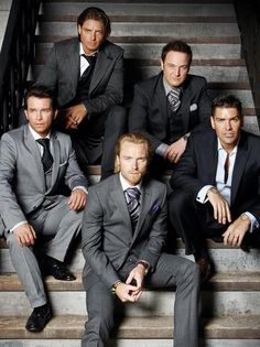 Boyzone...All grown up...