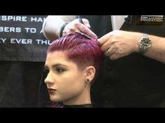 Erik Lander Transforms Haircut at Sensei Booth - YouTube Messy Bun Hairstyles, Cute Hairstyles, Hot Haircuts, Bleach Blonde, Cute Cuts, Short Pixie, Clip In Hair Extensions, Hair Pieces, Short Hair Styles