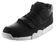 best website a3f07 e4911 Nike Mens Air Trainer 1 Mid Shoes Review