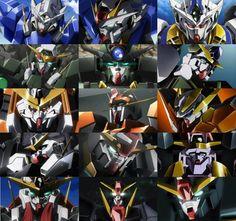 Gundam 00 Mobile Suit Mods