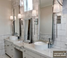 The Builder Depot Carrara Venato Used In This Bathroom. Available Online In  2017 From $7.00