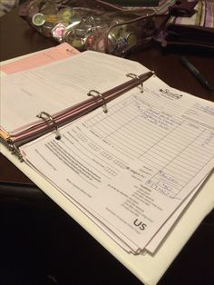 Use a 6x9 binder to organize your Scentsy customer order forms. http://anitaperez.scentsy.us/