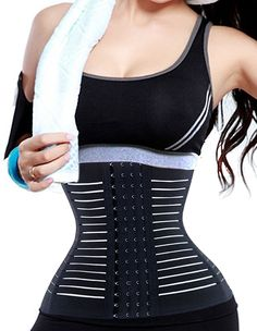 a07a819448 Breathable Waist Trainer and Body Shaper Workout Waist Cincher Tummy  Bustier Control Corset Fitness Shaperwear Slimming