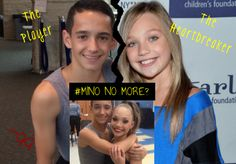 gino cosculluela and maddie ziegler - Google Search