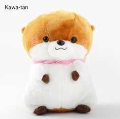 Kawauso no Kotsume-chan Plushies (Big)