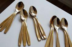Kirppisrakkautta Spoon, Tableware, Kitchen, Dinnerware, Cooking, Tablewares, Kitchens, Spoons, Dishes
