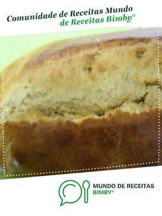 Trigo amarelo ou Pão de azeite de Lsemitela. Receita Bimby® na categoria Bolos e Biscoitos do www.mundodereceitasbimby.com.pt, A Comunidade de Receitas Bimby®.