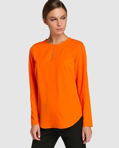 Moda Online, Work Clothes, Ralph Lauren, Long Sleeve, Sleeves, Jackets, Outfits, Tops, Women