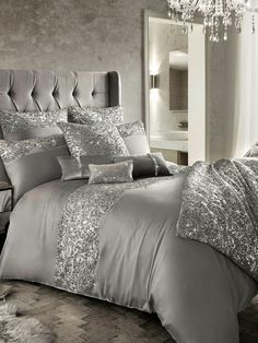 Kylie Minogue Cadence Duvet Cover | very.co.uk