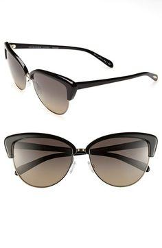 Oliver Peoples 'Alisha' 60mm Polarized Sunglasses | Nordstrom