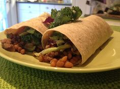 Turkey hoisin wraps https://foodthoughtstoshare.wordpress.com/2014/04/23/another-taco-night-with-my-neighbours/