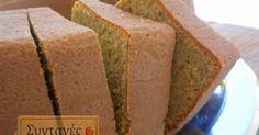 Ένα αφράτο κέικ με διακριτική γεύση καφέ, με μόνο 7 υλικά, που όλοι έχετε στο σπίτι σας.