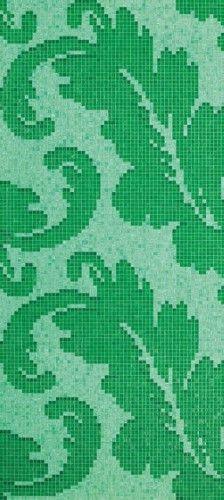 #Bisazza #Decori 2x2 cm Ardassa Emerald   Feinsteinzeug   im Angebot auf #bad39.de 1459 Euro/Pckg.   #Mosaik #Bad #Küche