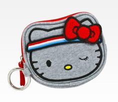 Hello Kitty Coin Bag: Gym in Designer Collections LoungeFly at Sanrio