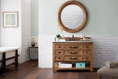 "48"" Malibu Honey Alder Single Sink Bathroom Vanity – VANITIES EXPO"