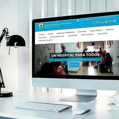 Proyecto: Sitio web ESE Hospital San Juan de Dios de Abejorral y Web de servicios amigables Año: 2015 Consulta: inngenio.com.co/portafolio ---- #lohagoconinngenio #responsive #responsivedesign #webdeveloper #designspiration #Abejorral #orienteantioqueño #saludable #joven Flat Screen, Electronics, Tv, Hospitals, Pharmacy, San Juan, Healthy, Products, Dios