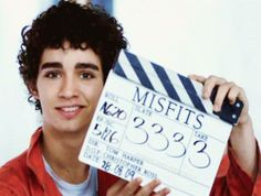 Robert Sheehan // Nathan Young // Misfits