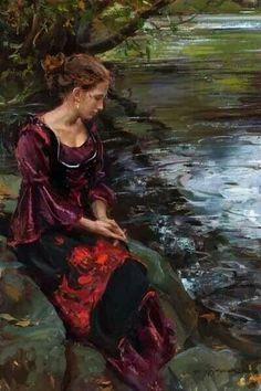 Streamside, Daniel F. Gerhartz