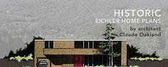Mid-Century Modern Eichler Plans
