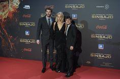Mockingjay Part 2 Madrid premiere 10/11/15 <3