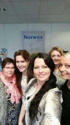 En hilsen fra alle oss på Norwex Norge kontoret.