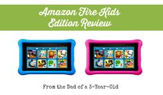 If you're on the market for a tablet for your kids, read a dad's Amazon Fire Kids Edition Review to find out why he picked this tablet for his daughter.