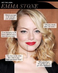 Get The Look: Emma Stone - Celebrity Style and Fashion from WhoWhatWear