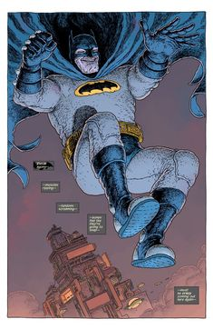 Dave Stewart's amazing colors. Detective Comics 27 Story by Peter Tomasi Art by Ian Bertram (me) Colors by Dave Stewart
