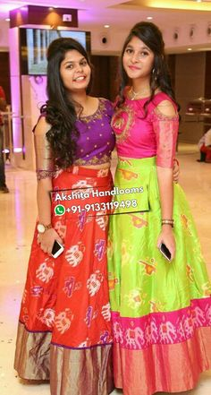 New Dress Indian Style Hair Ideas – Tepe Time Lehenga Designs, Salwar Designs, Half Saree Designs, Saree Blouse Designs, Long Gown Dress, Saree Dress, The Dress, Sari, Lehenga Gown