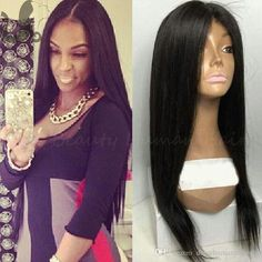 130/150/180density Peruvian Virgin Straight Silk Top Full Lace Wig Glueless Lace Front Wig Silk Base Human Hair Wigs For Black Women Uk Wigs Wigs Hair From Daisyhumanhairwig, $137.96| Dhgate.Com