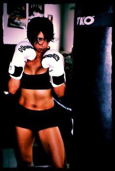 Women's MMA - Kickboxing, Jiu Jitsu, Boxing, Wrestling, fitness conditioning, HIIT training.