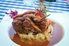 7 Perfect Polish Foods You Have To Try-Pork Knuckle(Golonka)