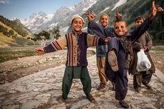 Gujjar kids from Rajouri district, Sonmarg, Kashmir, India | Flickr - Photo Sharing!