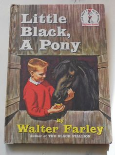 The Black Stallion Lot of 3 Vintage Hardcover Walter Farley Random House Books Old Children's Books, Vintage Books, Books To Read, My Books, Antique Books, Horse Books, Animal Books, Books For Boys, Childrens Books
