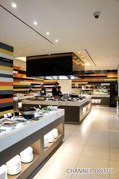 ibis Styles Ambassador Seoul Gangnam Hotel / Fresh 365 Dining / 이비스 스타일 앰배서더 서울 강남 호텔 / 프레쉬 365 다이닝