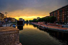 Expo 2015 ha regalato a Milano la Nuova Darsena