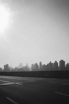 Is there a feeling more thrilling than surviving the stinky, car-sickness inducing cab ride from JFK airport, rounding the bend on the Brooklyn-Queens Expresswa