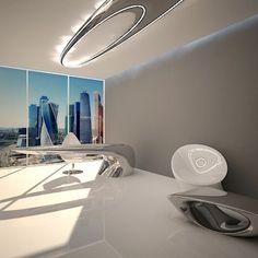 Contemporary Sculpture, Futuristic Design, Lighting Design, Concept, Room, Light Design, Bedroom, Rooms, Rum