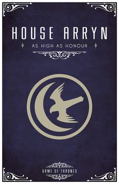 A Song of Ice and Fire - House Arryn