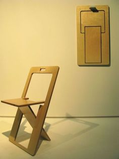 Plywood furniture Space Saving - Inspiring Minimalist And Modern Furniture Design Ideas You Should Have At Home. Folding Furniture, Modular Furniture, Space Saving Furniture, Ikea Furniture, Furniture Plans, Rustic Furniture, Furniture Design, Furniture Stores, Luxury Furniture